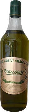 huile d'olive Coulomb vierge extra